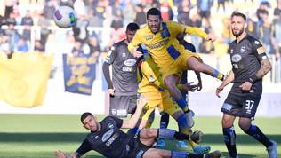 Benevento sempre più primo, Frosinone secondo