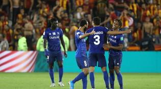 Coppa del Mondo per Club: Al-Hilal-Esperance 1-0