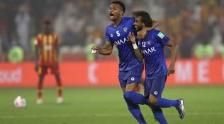 Senza Giovinco l'Al-Hilal si regala il Flamengo, Monterrey per il Liverpool
