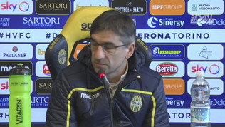 "Juric: ""Verona oltre le aspettative"""