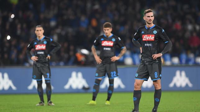 Calcio, flop di Gattuso a Napoli: 1-2 col Parma | La Samp batte il Genoa0-1 | Brescia-Lecce 3-0