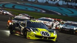 Rossi impressiona ad Abu Dhabi: podio da urlo con la Ferrari