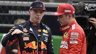 """Verstappen dice no alla Rossa:""""Mai in Ferrari con Leclerc"""""""