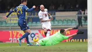 Le foto di Verona-Torino