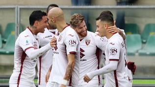 Il Toro fa e disfa: rimonta show del Verona da 0-3 a 3-3