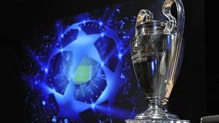Champions League, il sorteggio degli ottavi in diretta su 20 e Sportmediaset.it