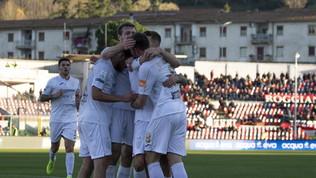 Il Pordenone torna secondo, il Perugia crolla a Cremona
