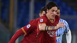 Serie A, Roma-Spal 3-1: la partita in foto