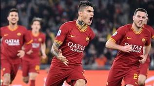 La Roma rimonta e cala il tris: con la Spal tre punti...Champions