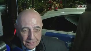 """Galliani: """"Neanche Raiola sa dove andrà Ibrahimovic"""""""