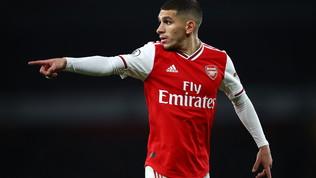 Napoli, presentata un'offerta all'Arsenal per Torreira