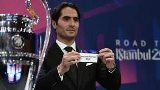 Champions, urna agrodolce per le italiane