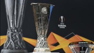 Europa League: l'Inter pesca il Ludogorets, per la Roma c'è il Gent