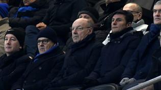 """Zanetti: """"L'Europa League è un obiettivo, felici di Conte"""""""