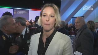"""Federica Pellegrini: """"Brindiamo al 2019, da gennaio testa bassa"""""""