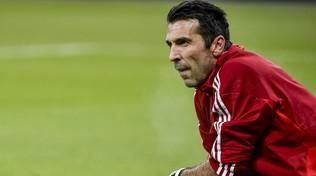 """Buffon da record, agganciato Maldini: """"Smettere? Farei un torto a me stesso"""""""