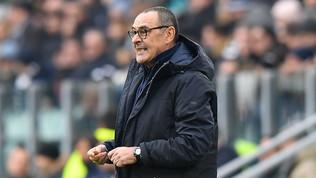 """Samp-Juventus, Sarri: """"Sfida difficile, valuto il tridente"""""""