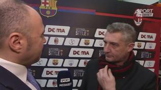 "Milan, Massaro: ""Piatek ha perso fiducia, si vede"""