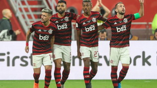 Coppa del Mondo per Club: Flamengo primo finalista, Gabigol elimina Giovinco