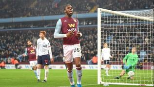 Il baby Liverpool crolla a Birmingham, l'Aston Villa vince 5-0