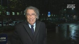 """Moratti: """"L'Inter deve credere nello scudetto"""""""
