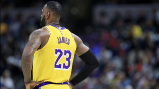 Lakers ko a due passi dal record, Melli si arrende all'overtime