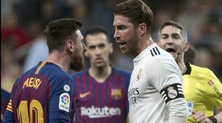 Barça-Real, un Clasico blindato: chi vince vola via