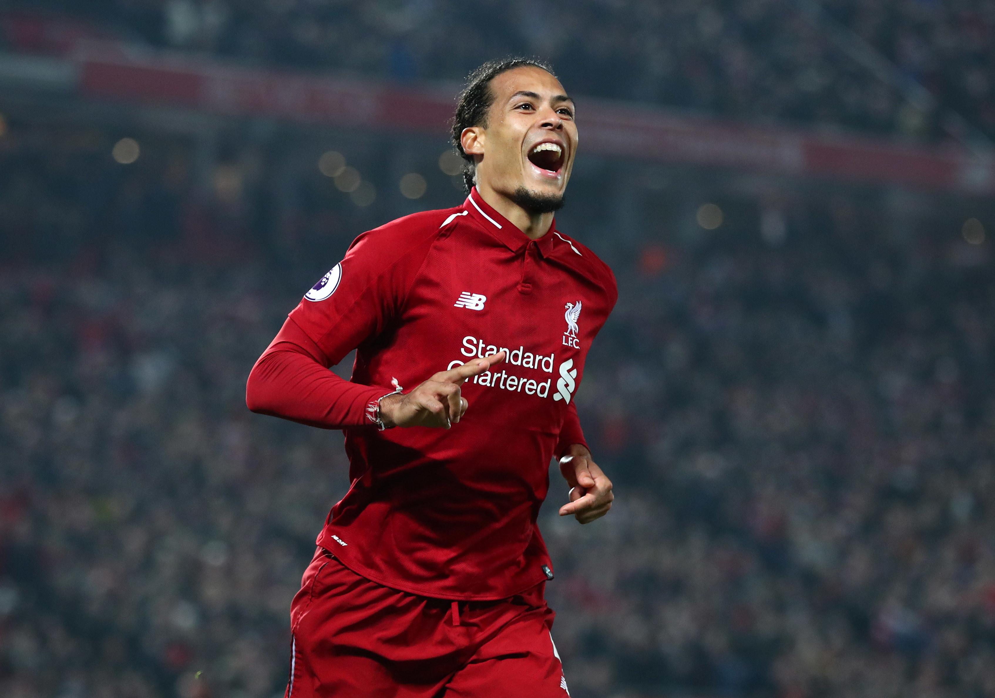 Miglior giocatore dell'anno: Virgil Van Dijk (Liverpool)