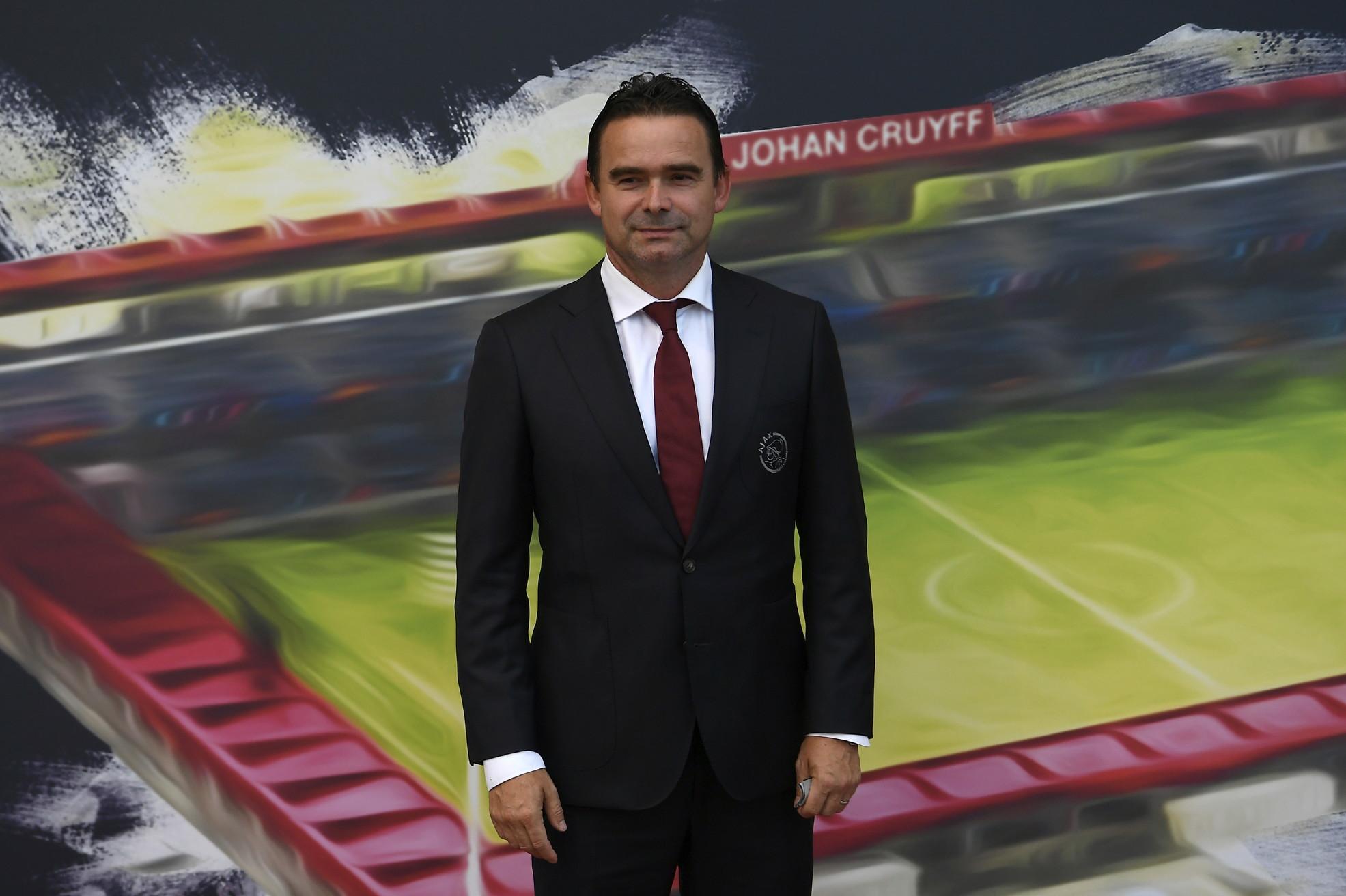 Miglior direttore sportivo dell'anno: Marc Overmars (Ajax)