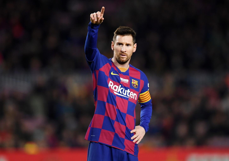 Miglior giocatore dell'anno: Lionel Messi (Barcellona)