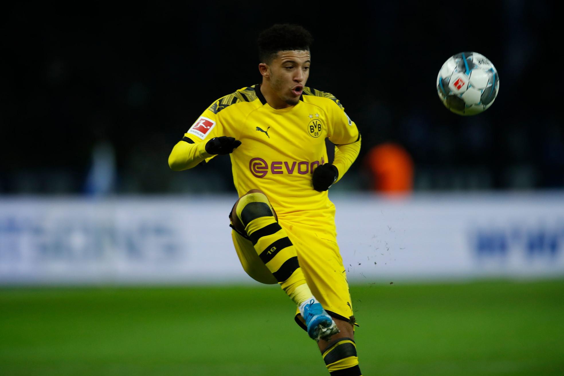 Rivelazione dell'anno: Jadon Sancho (Borussia Dortmund)