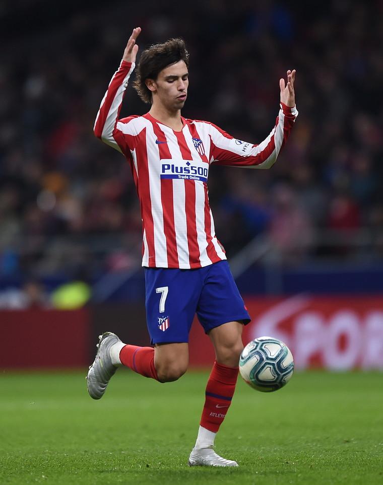 Rivelazione dell'anno: Joao Felix (Atletico Madrid)