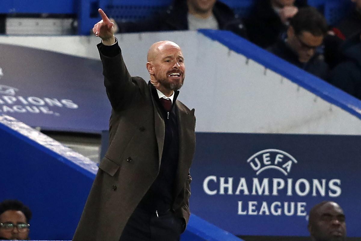 Miglior allenatoredell'anno: Ten Hag (Ajax)