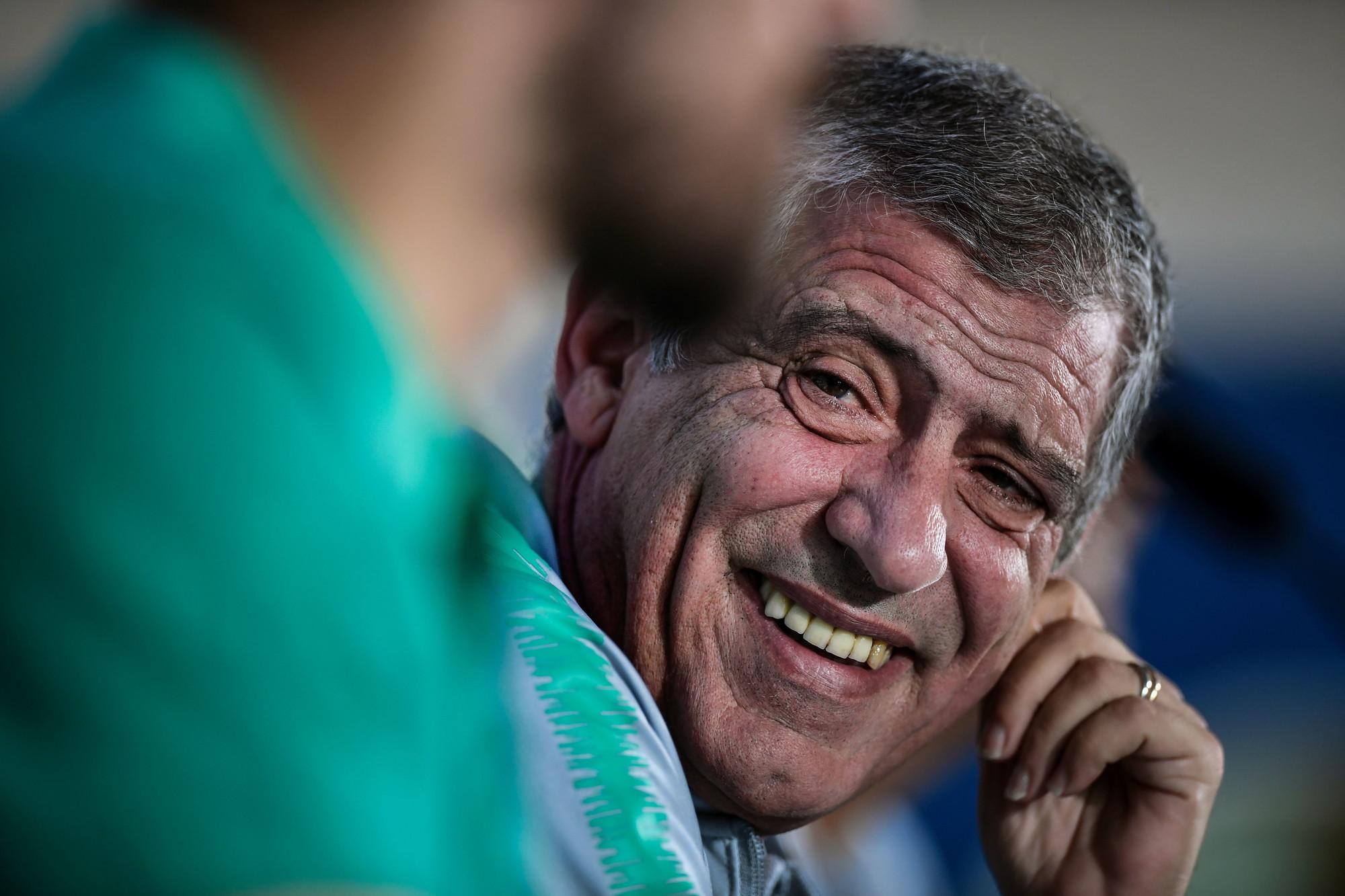 Miglior allenatoredell'anno: Fernando Santos (Portogallo)
