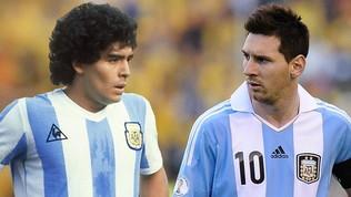 "Maradona a ruota libera, Argentina, droga, Boca e Messi: ""Un idolo"""