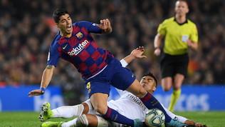 Le foto di Barcellona-Real Madrid