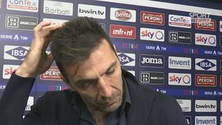 """Buffon: """"La Juve prima dei miei record"""""""