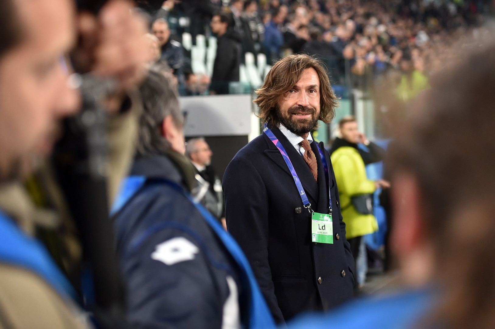 3) Andrea Pirlo: 8,3 milioni di follower