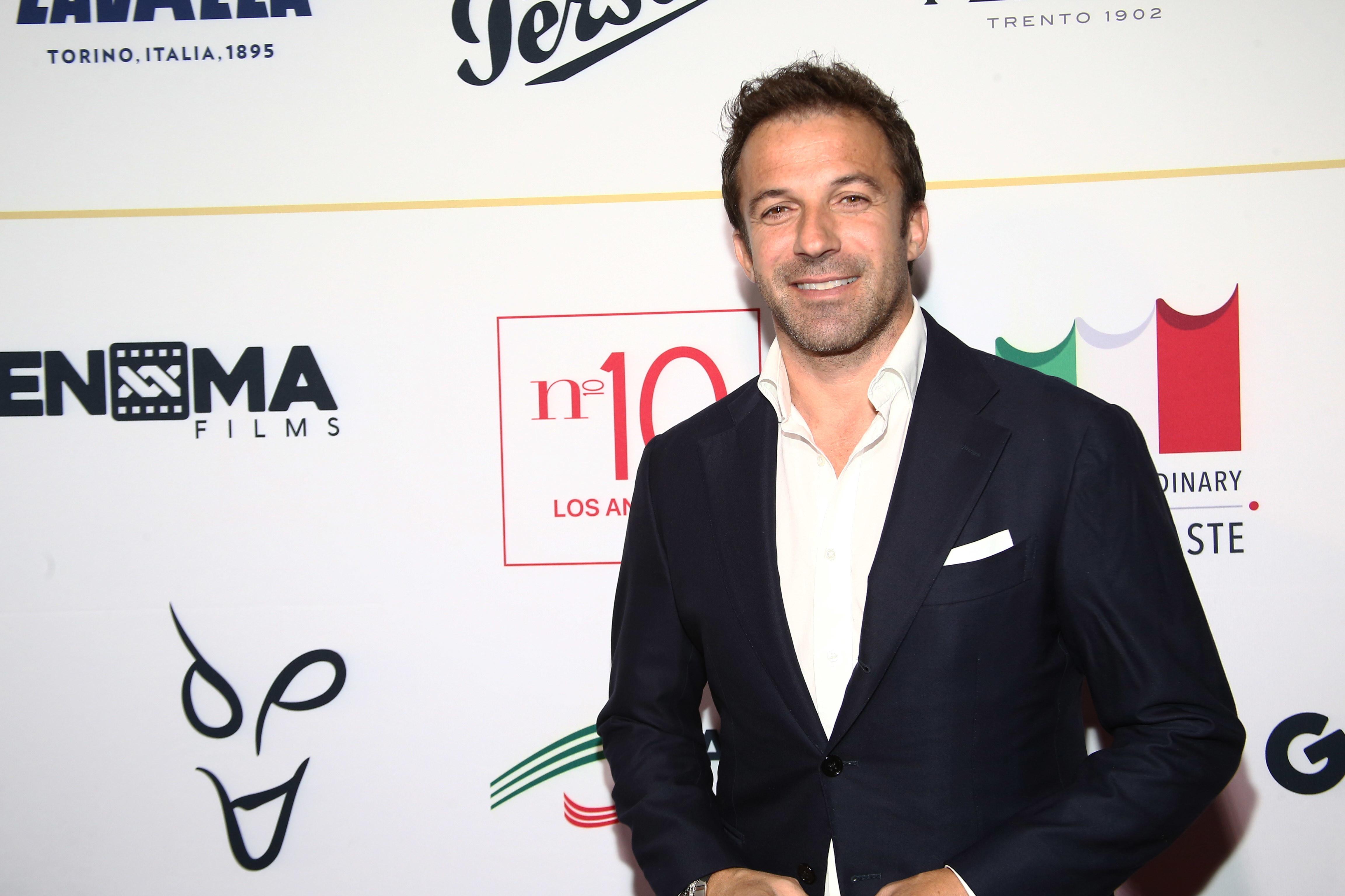 4) Alessandro Del Piero: 7,5 milioni di follower