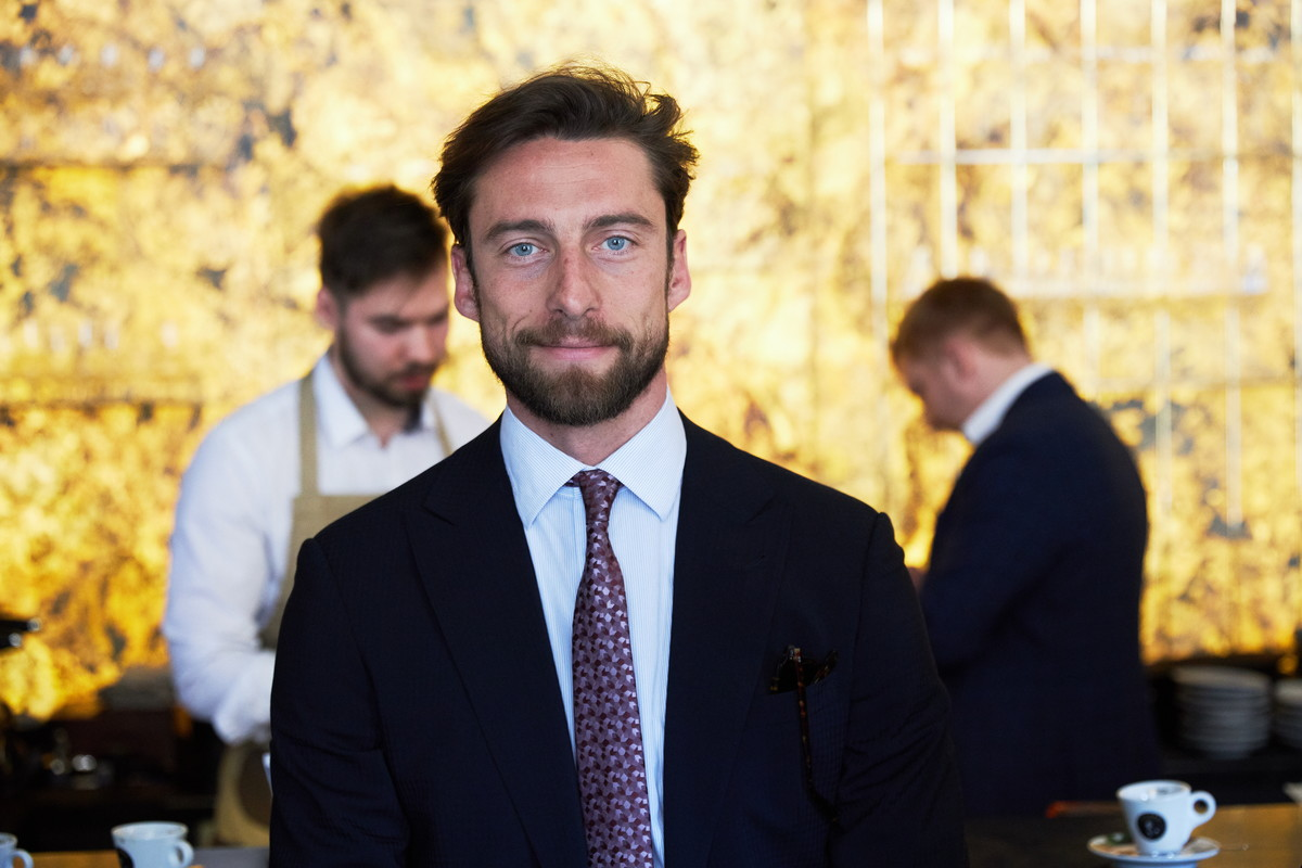 8) Claudio Marchisio: 2,1 milioni di follower