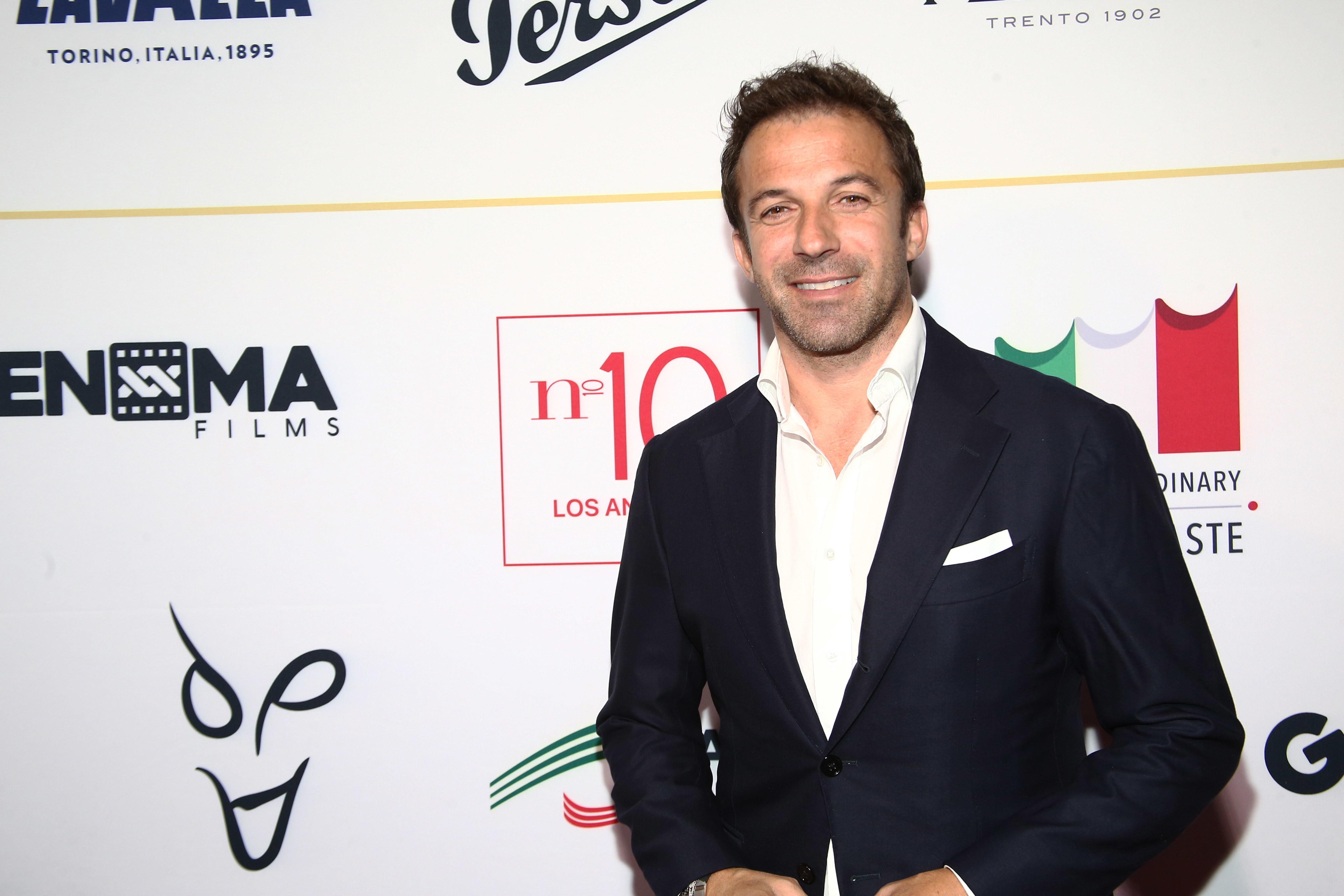 5) Alessandro Del Piero: 2,5 milioni di follower
