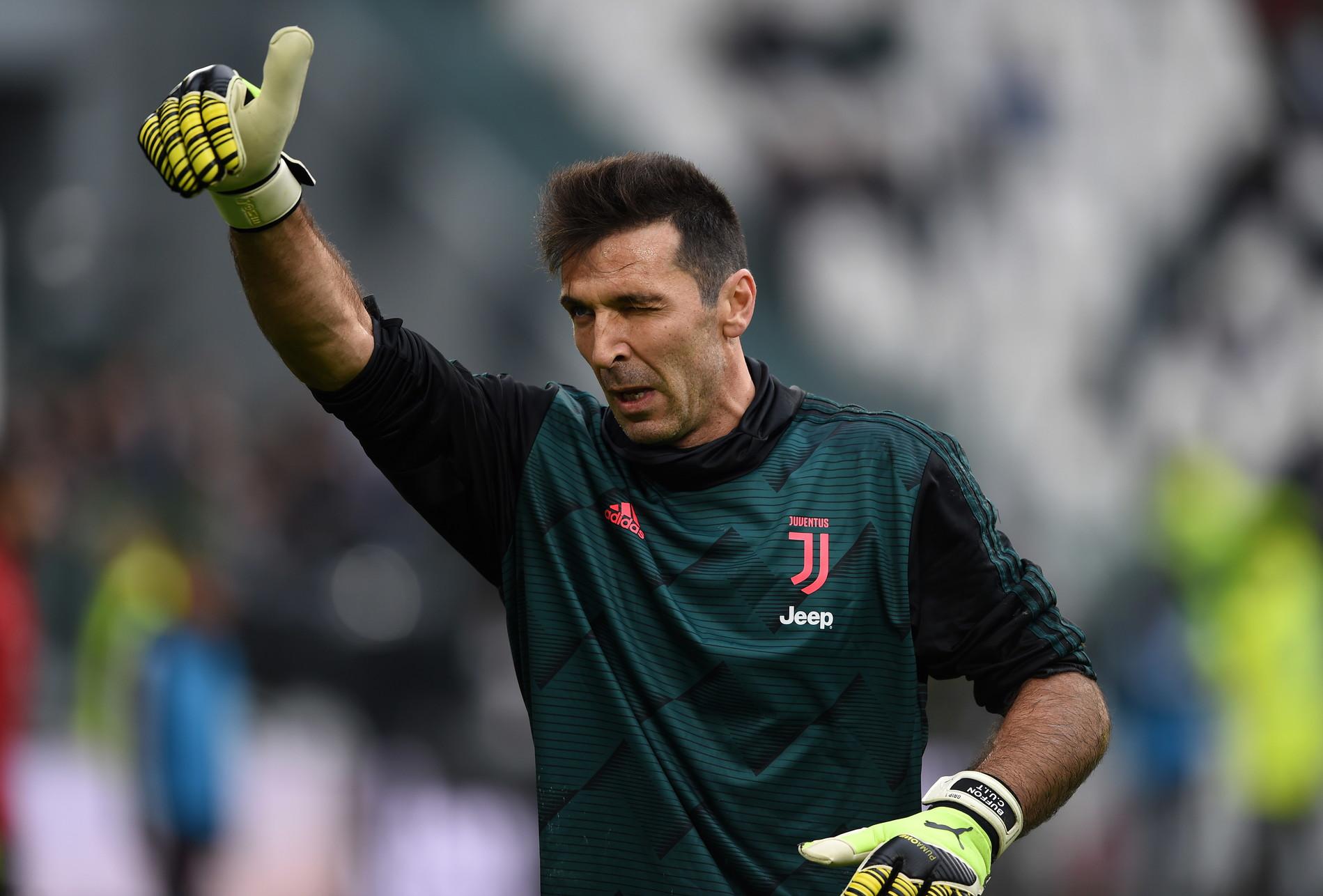 2) Gianluigi Buffon: 8,7 milioni di follower