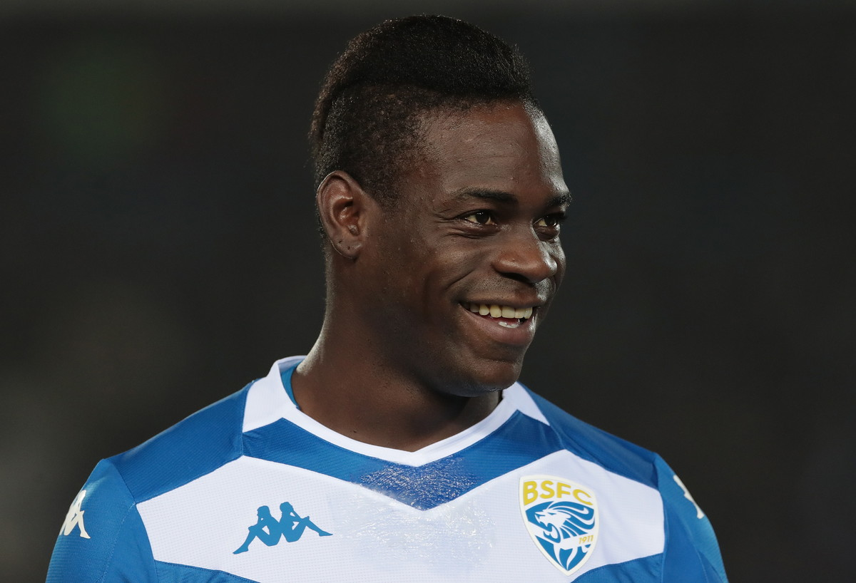 1) Mario Balotelli: 9 milioni di follower