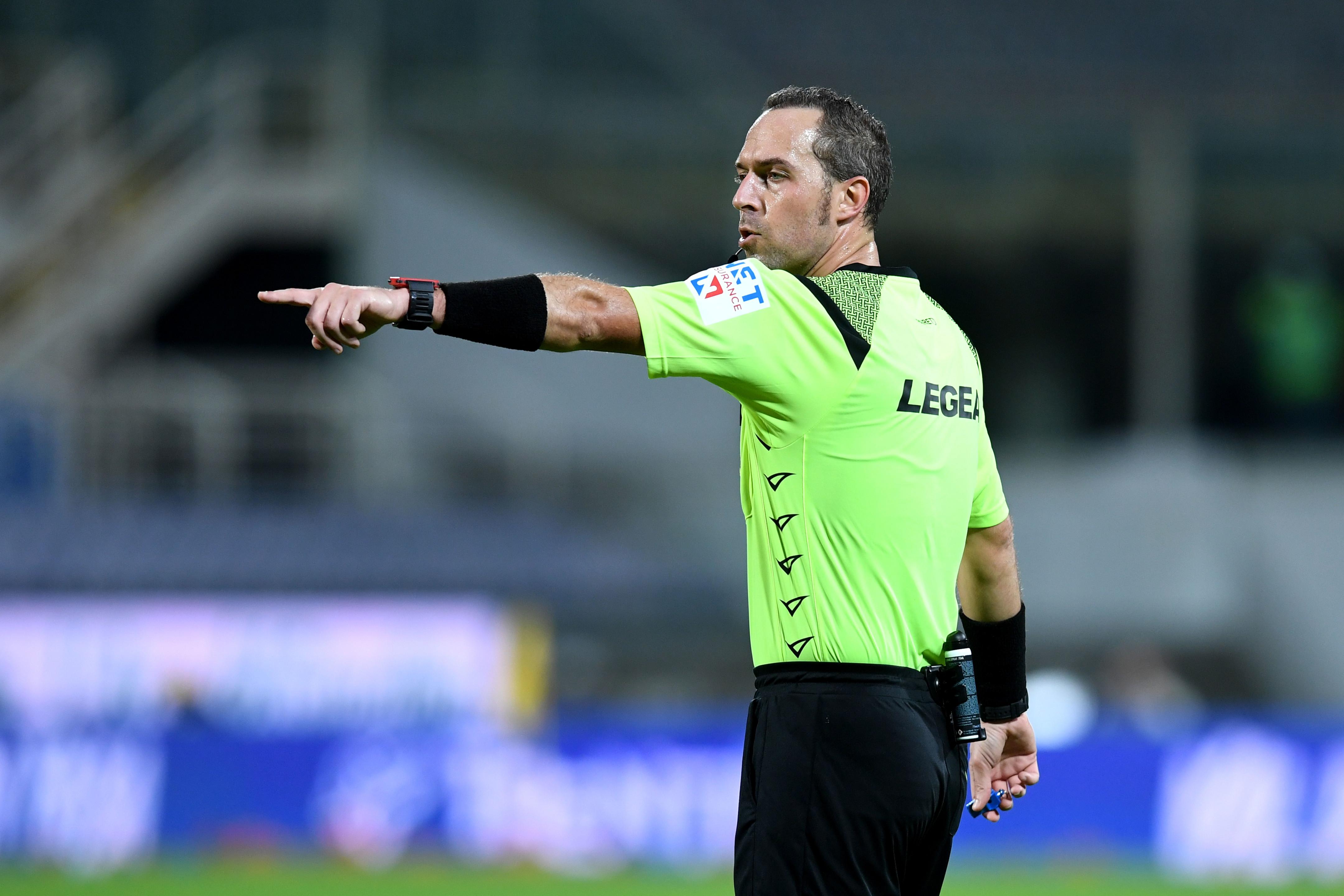 Serie A, arbitri: Inter-Genoa a Pairetto, Atalanta-Milan affidata a La  Penna | News - Sportmediaset