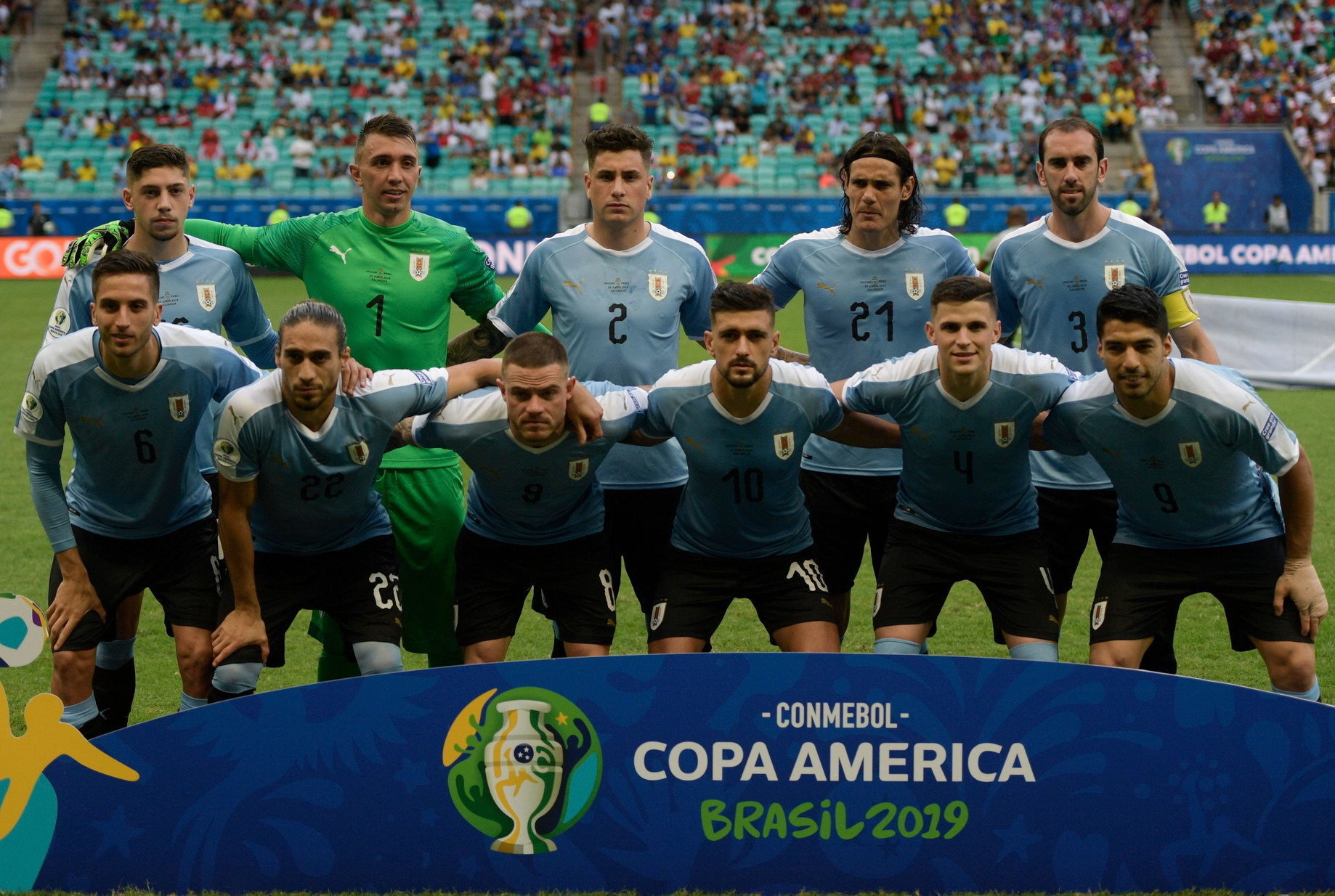 5) Uruguay