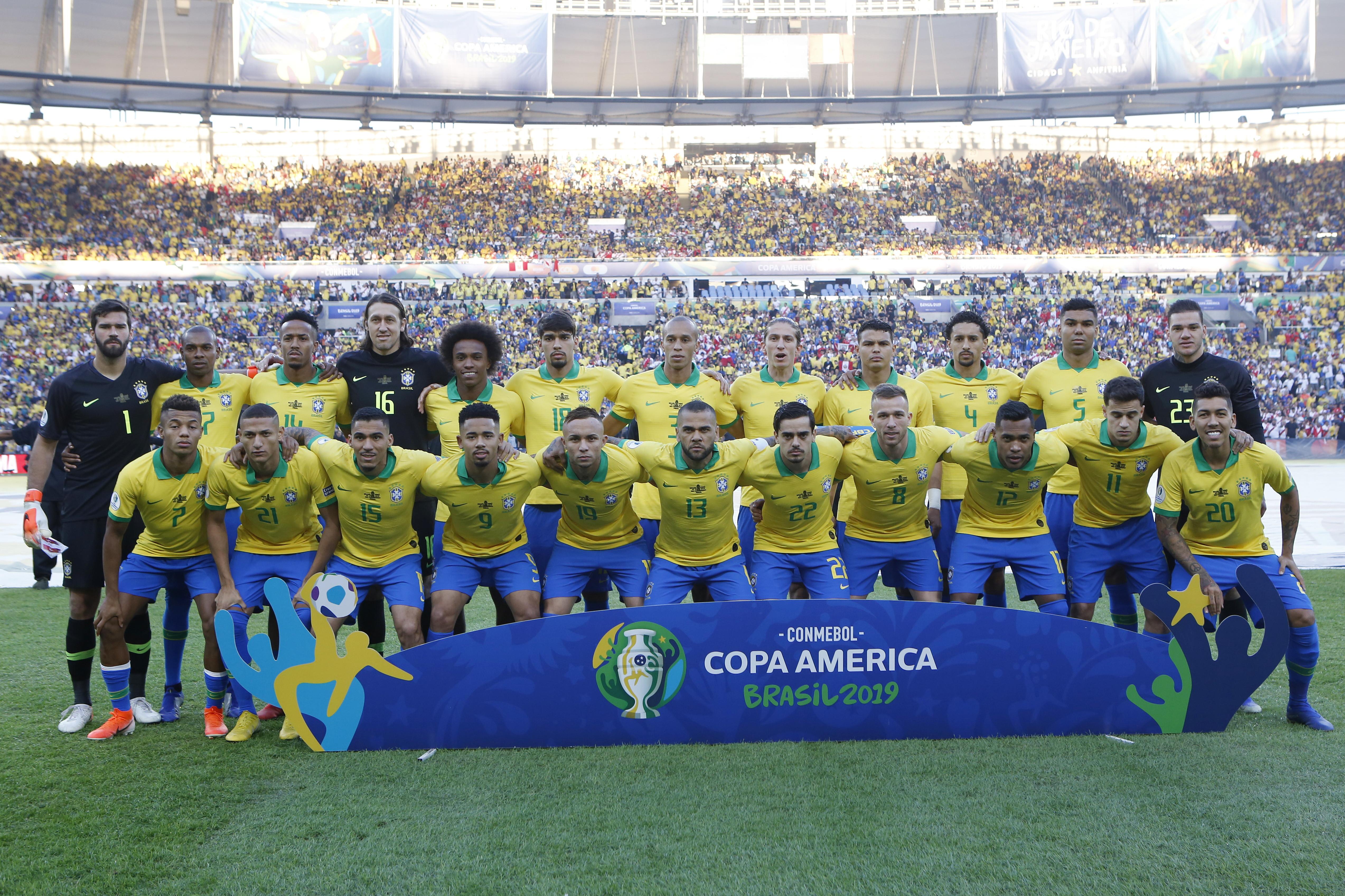 3) Brasile