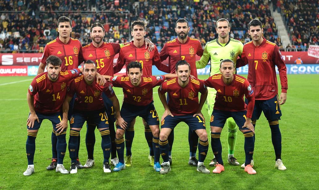 8) Spagna