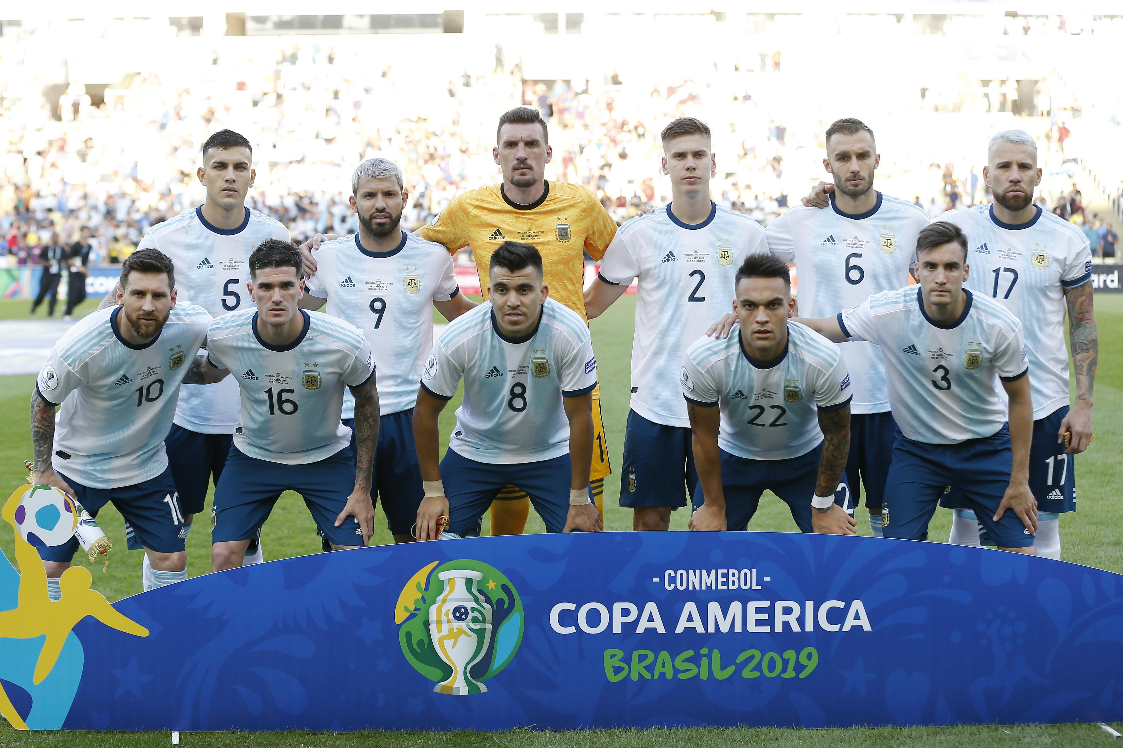9) Argentina