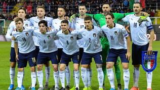 Ranking Fifa: comanda il Belgio, Italia fuori dalle prime dieci