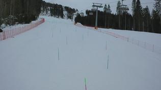Obereggen, il sopralluogo prima dello slalom annullato